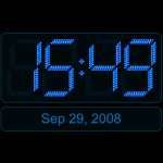 X Clock 1.0 [iPhone]
