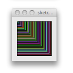 Twittering Processing Sketches [Processing]