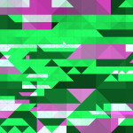 Triangle Field [openFrameworks]