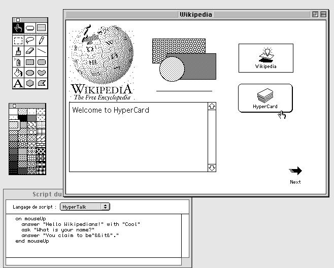 CreativeApplications.NetThe HyperCard Legacy [Theory, Mac]