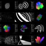 3D SuperShapes [Processing]