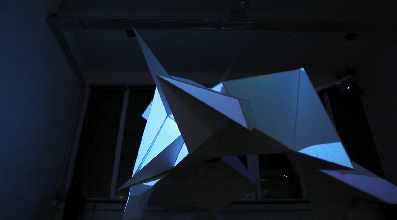 Augmented Sculpture [Inspiration] by LICHFRONT and GROSSE8