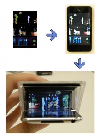 i3DG iPhone 3D