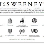 McSweeney's [iPhone, iPad]