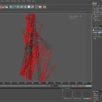 Moullinex – Catalina [Processing, Kinect]