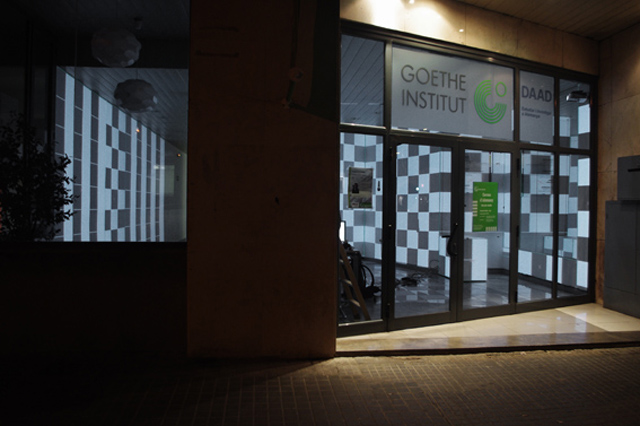 Goethe Institut Barcelona Sebastian Neitch