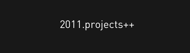 2011projects