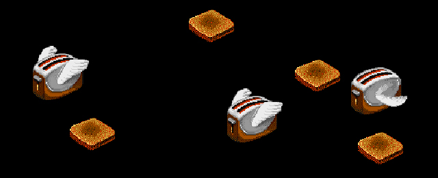 After Dark Flying Toasters