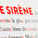 'Silenc' at CIID – Visualisation of silent letters in a language / Processing