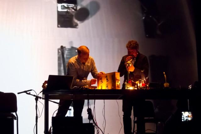 Bastien & Espen Sommer Eide's Electric Folkways, MUTEK 2012