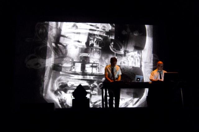 Biosphere & Lustmord, MUTEK 2012