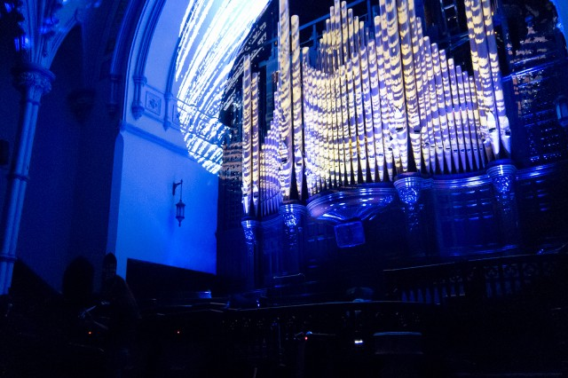 A/Visions 4, St. James United Church – MUTEK 2012