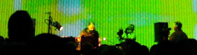 Zef&Santo and Keith Fullerton Whitman – MUTEK 2012