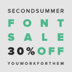 YouWorkForThem – How Proce55ing typeface came to be (Sponsor)