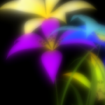 """Hana"" by Andreas Müller allows iOS devices to dream about flowers"