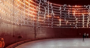 Silo468 &#8211; Permanent light installation in Helsinki