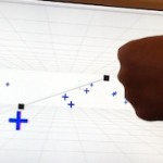 First experiments with Leap Motion and Cinder