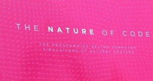 &#8220;Nature of Code&#8221; by Daniel Shiffman &#8211; Member Giveaway