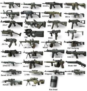 Guns!