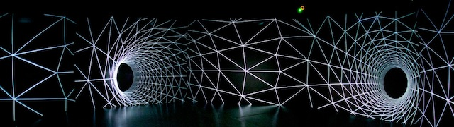 ScreenLab 0x02 Residency at University of Salford, MediaCityUK - 3 dimensional computer generated art