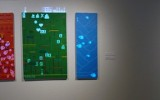 for(){}; – Mapped video game on canvas
