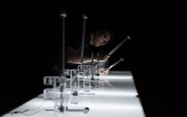 Elektra 2013 – Nicholas Bernier, frequencies (a)