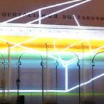 "Continuum – Projection mapping on Manege by Stain / Moscow ""Circle of Light"""