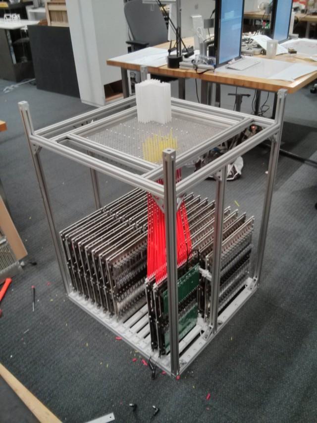 inFORM table construction