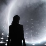 Light Barrier – Millions of calibrated light beams create floating phantoms in the air