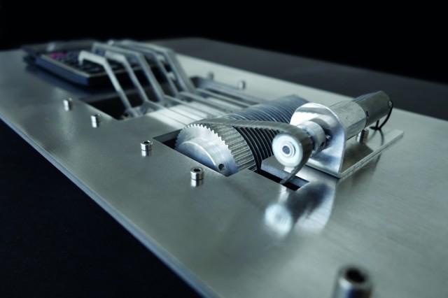 Mechanical Pi – In memory of William Shanks