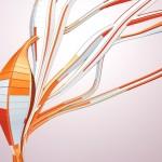 FuelBand Fibers – Visualizing training data with Plask