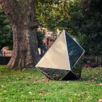 The Air Above – An irregular polyhedron of reflection