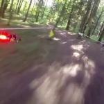 Drone Racing Star Wars Style