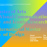 Postgraduate studies at the Visual Communication Institute Basel