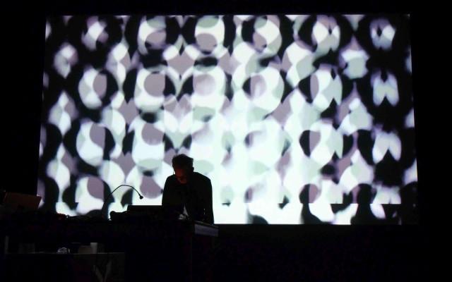 Frank Bretschneider & Pierce Warnecke, SINN + FORM (photo:  Udo Siegfriedt)