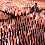 The Field of Hope – 2015 Milan EXPO China Pavilion