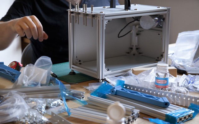 OpenSurgery Parts Assembly