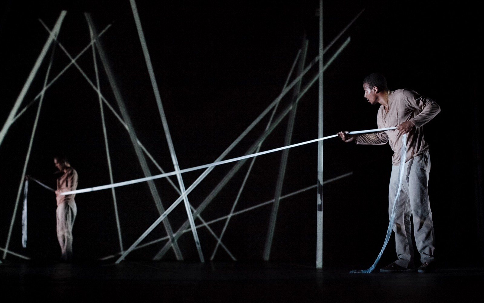 Pow2045 – Generative design meets urban choreography