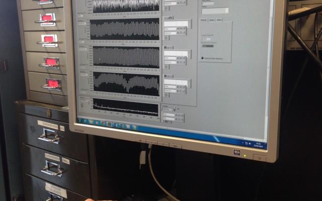 Calabrating Magnetometer