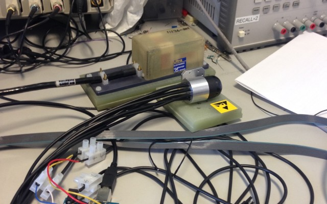 Calabrating Magnetometer 2