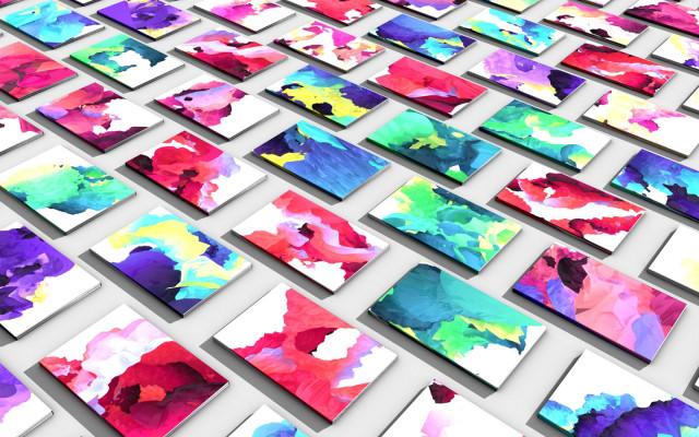 FIELD_10000 Digital Paintings