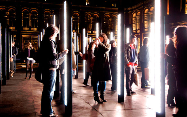 """""""Volume 02"""" by United Visual Artists"""
