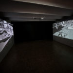 Ghost City – Video installation by Hugo Arcier