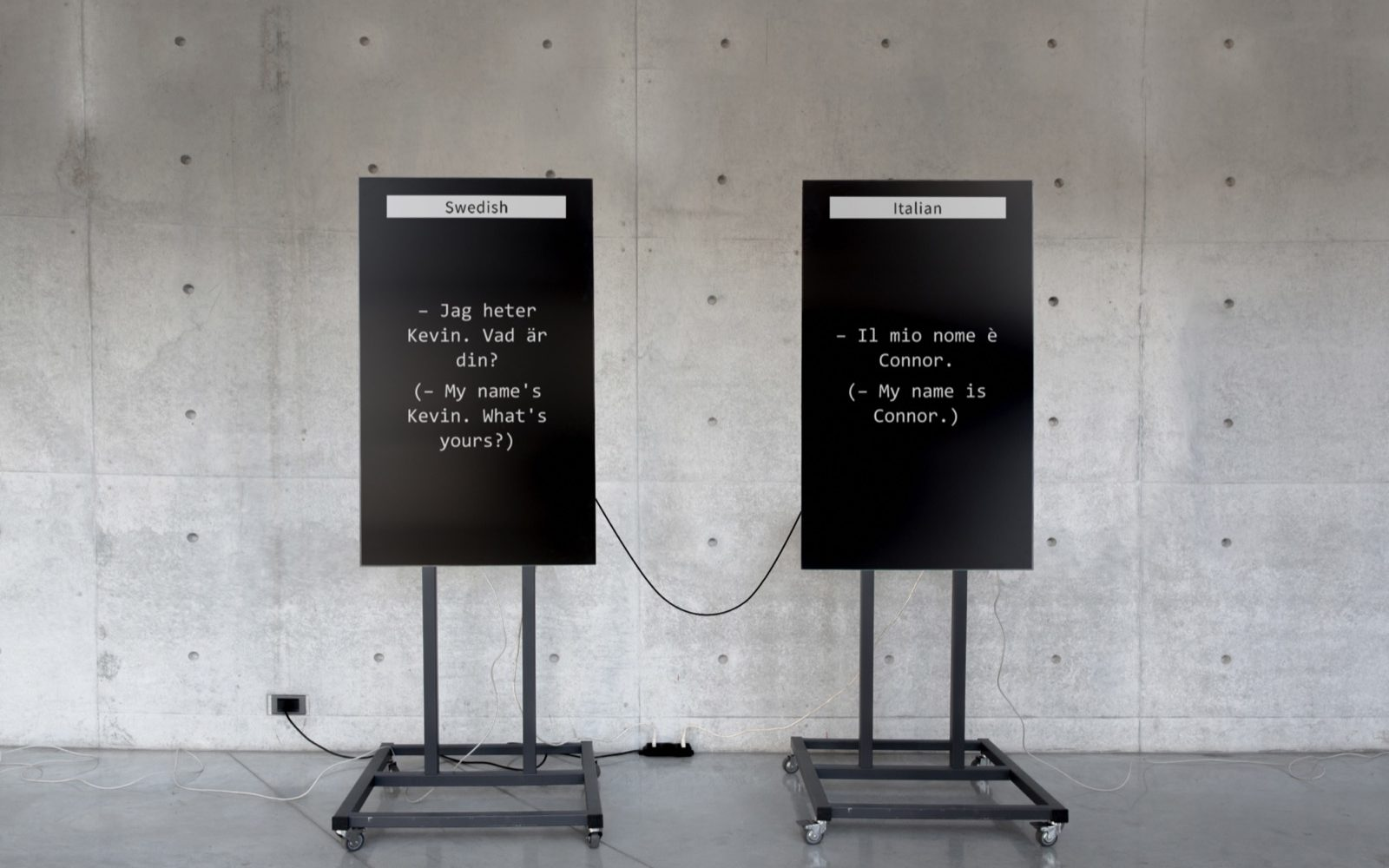 Lost in Computation – Distorted communication in the digital landscape