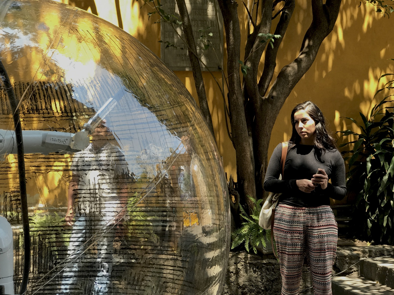 California Embraces Future >> Spheres of Influence – Drawing lifelines of the city / @curimebatliner