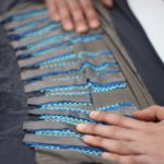 FabricKeyboard – Stretchable fabric (sensate media) as a musical instrument