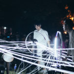 Cycling Wheel: The Orchestra –Reimagining Marcel's bicycle wheel as a light+sound Instrument