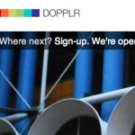 Dopplr [WebApp]
