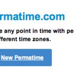 Permatime [WebApp, Productivity]
