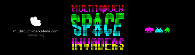 multitouchspaceinvaders